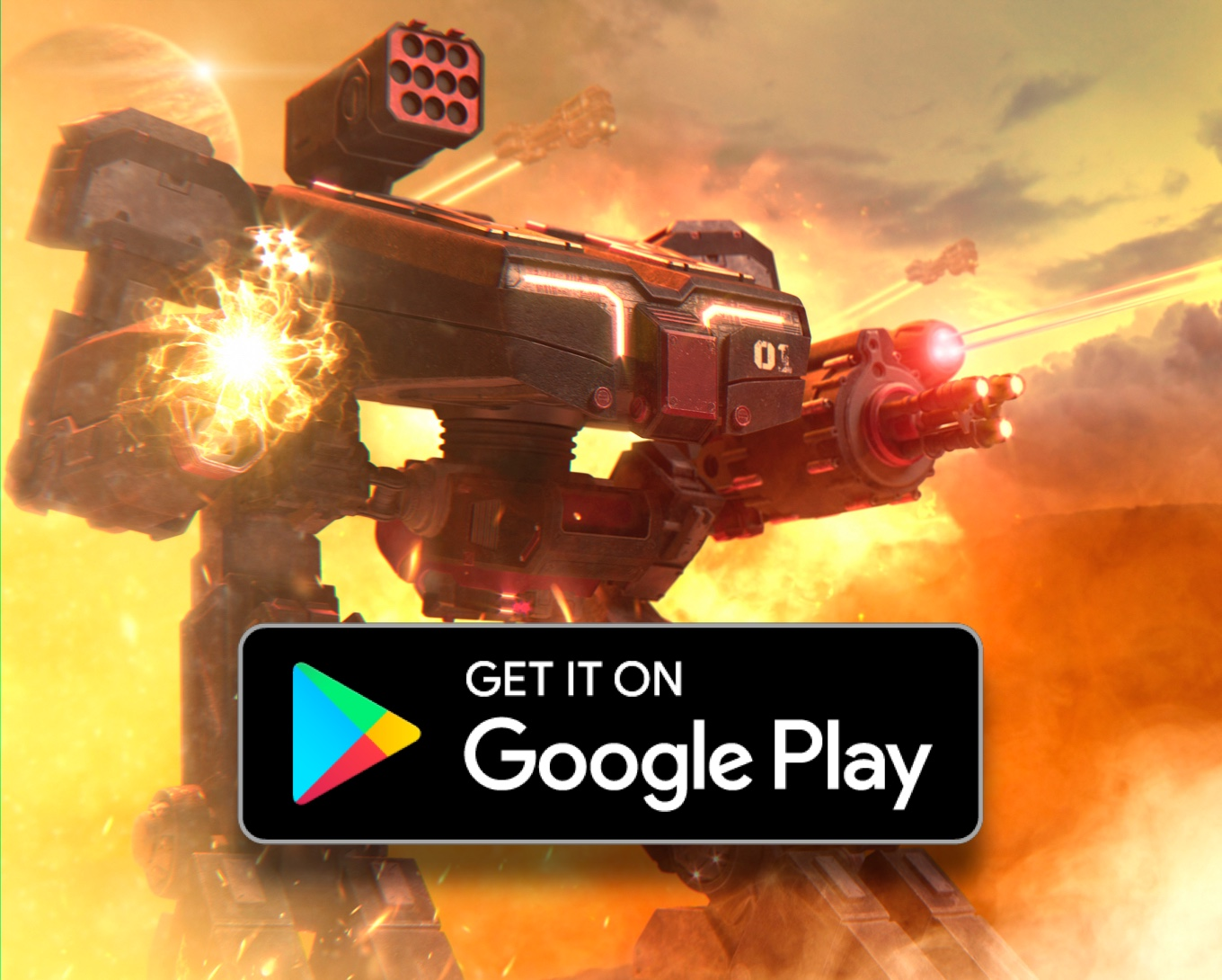 Botwars on google play