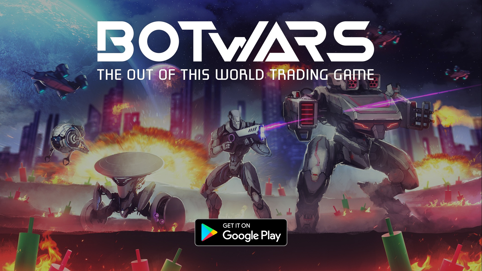 Botwars™ Ultimate Trading Game