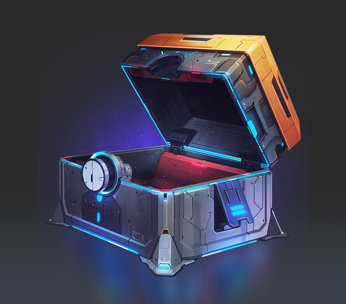 botwars lootbox