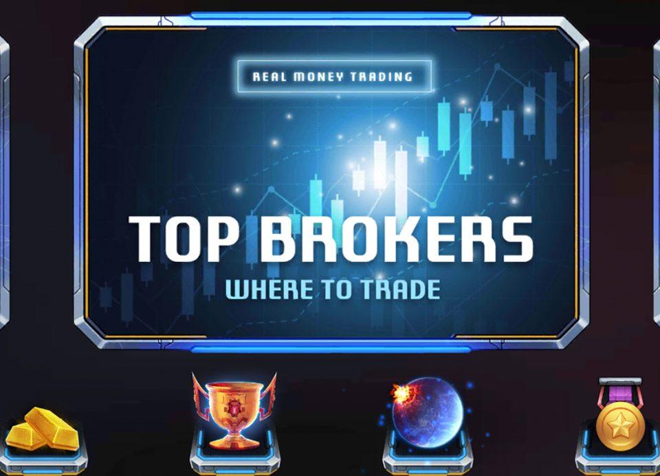 top brokers